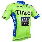 Kit Bermuda + Camisa Refactor World Tour Tinkoff