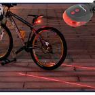 Lanterna Traseira Rontek Ciclofaixa Virtual