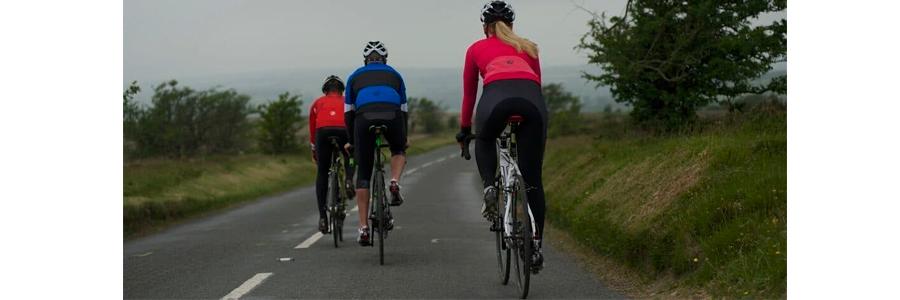 calças femininas de ciclismo