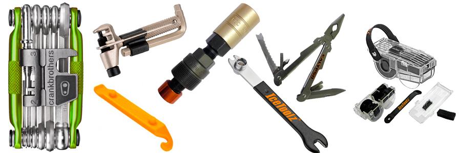 ferramentas para ciclismo