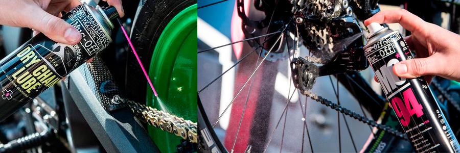 lubrificante de bike