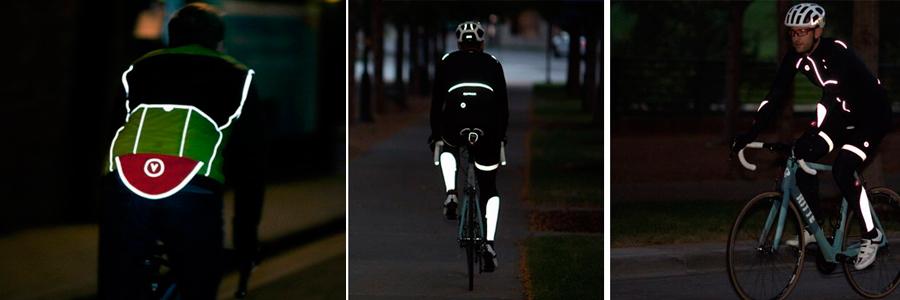 vestuário de ciclismo