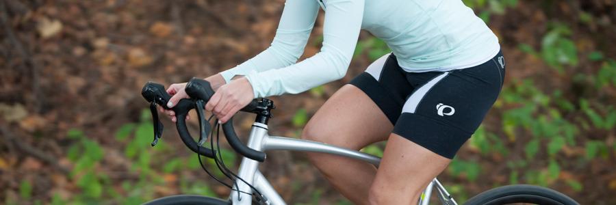 bermuda de ciclismo feminina