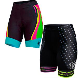 roupas femininas de ciclismo