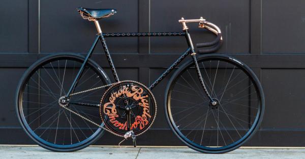 coroas para bike