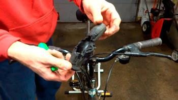 manoplas para bike