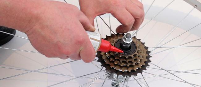 roda livre para bike