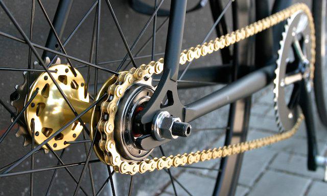 catraca para bike