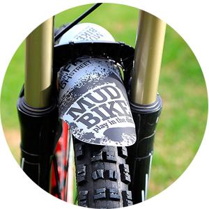 paralama de bike