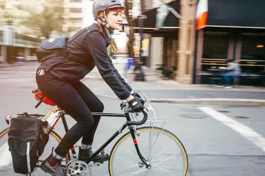 campainhas para bike