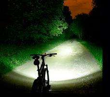 farol ciclismo