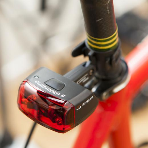 c1fcdb8e1db Lanterna Traseira Sigma Clubrider II - MX Bikes