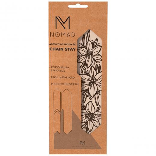 Adesivo de Prote��o Nomad Chain Stay Flor