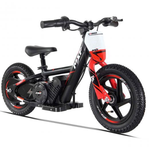 Balance Bike El�trica MXF E-biker Aro 12