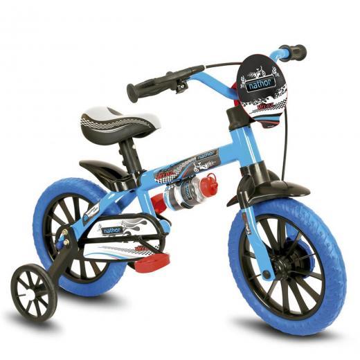 Bicicleta Aro 12 Infantil Nathor Veloz