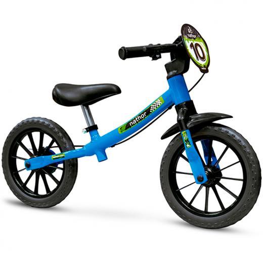 Bicicleta Balance Bike Infantil Nathor