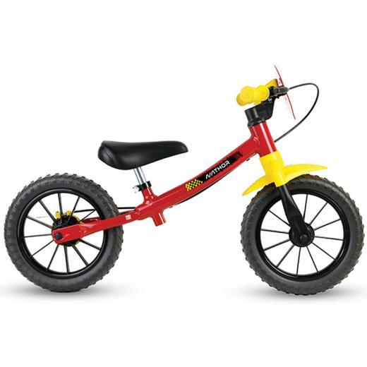 Bicicleta Balance Bike Infantil Nathor Fast