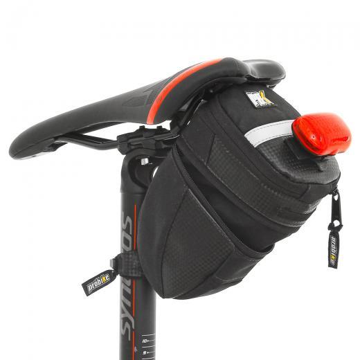 Bolsa de Selim Pr� Bike Velo Titanium