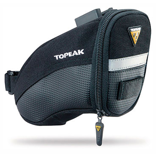 Bolsa de Selim Topeak Aero Wedge c/ QuickClip - Pequena