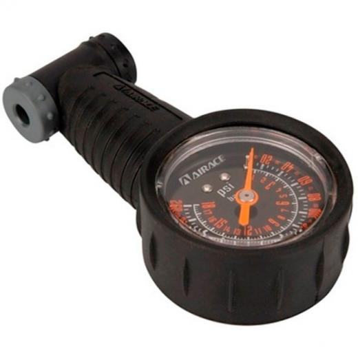 Calibrador de press�o para pneus Airace Anal�gico AG02 Dial Tire Gauge
