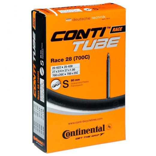 C�mara de Ar Continental Race 28 700 X 20/25 80mm