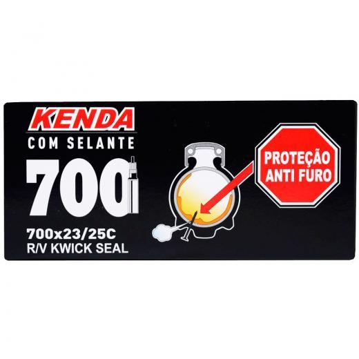 C�mara de Ar Kenda com Selante 700 X 23/25