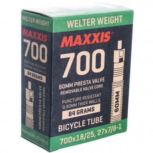 C�mara de Ar Maxxis 700 X 18/25 60mm