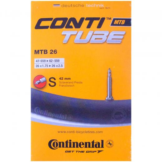 C�mara de Ar Continental MTB 26 - S42