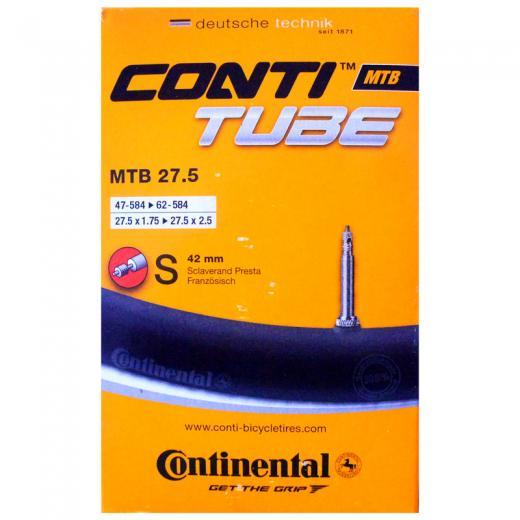 C�mara de Ar Continental MTB 27,5 S42