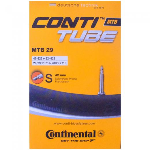 C�mara de Ar Continental MTB 29er SR42