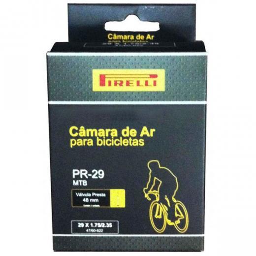 C�mara de Ar Pirelli 27,5 Presta