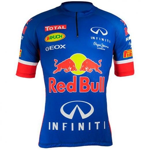Camisa Cabani Red Bull