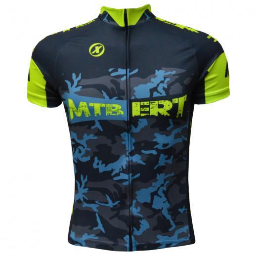 Camisa ERT Advanced MTB Camuflada