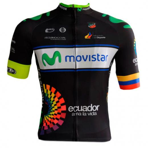 Camisa Ert Elite Movistar