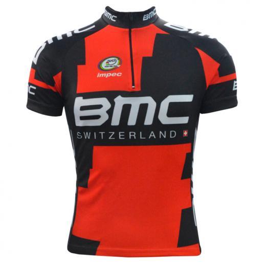 Camisa Ert World Tour BMC