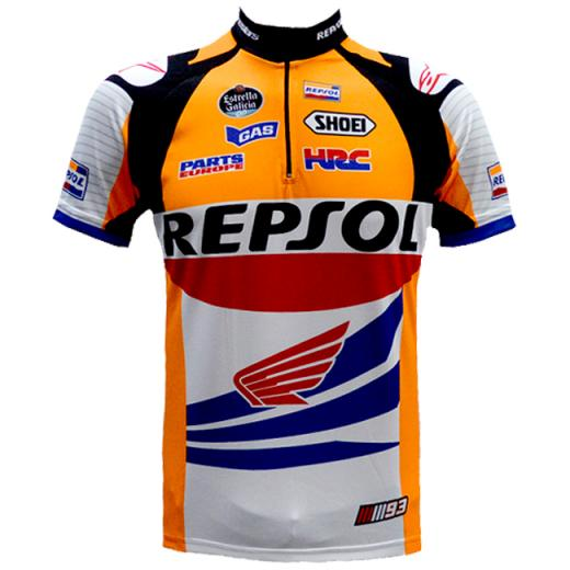 Camisa Ert World Tour Repsol