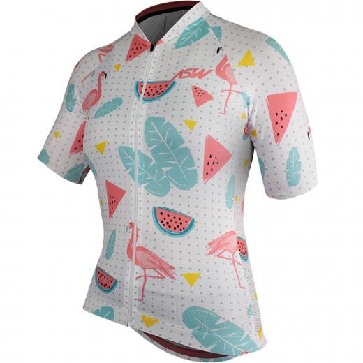 Camisa Feminina ASW Active Flamingo