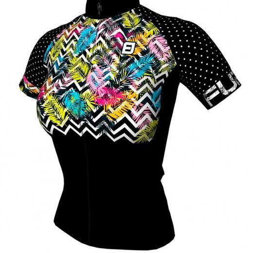 Camisa Feminina Furbo Donna Tropical