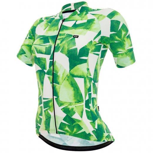 Camisa Feminina Marcio May Funny Green Leaves