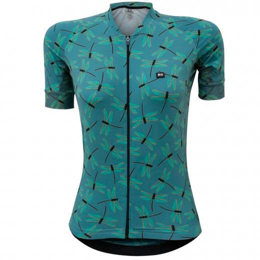 Camisa Feminina Marcio May Funny Premium Dragonfly