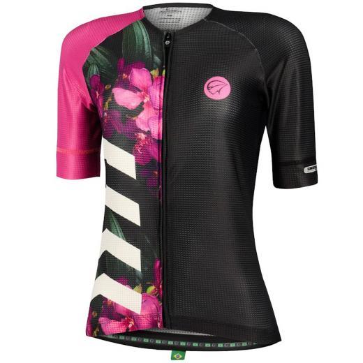Camisa Feminina Mauro Ribeiro Bloom Roxo 2022