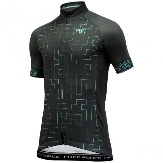 Camisa Free Force Puzzle