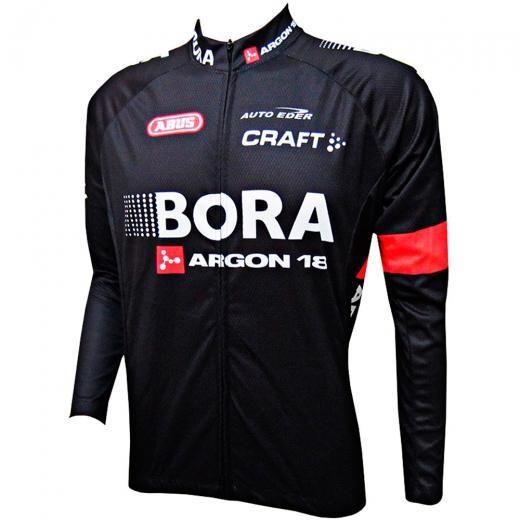 Camisa Manga Longa Refactor World Tour Bora
