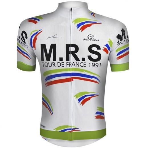 Camisa Mauro Ribeiro Brasil Especial Tour de France 19