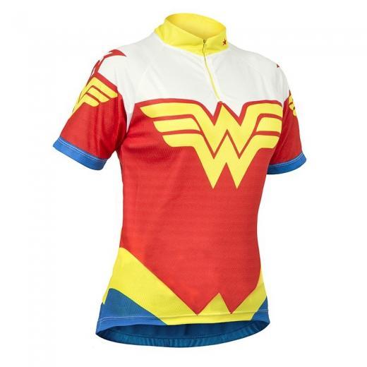 Camisa Refactor Super Heroes Mulher Maravilha