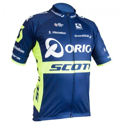 Camisa Refactor World Tour Orica 17