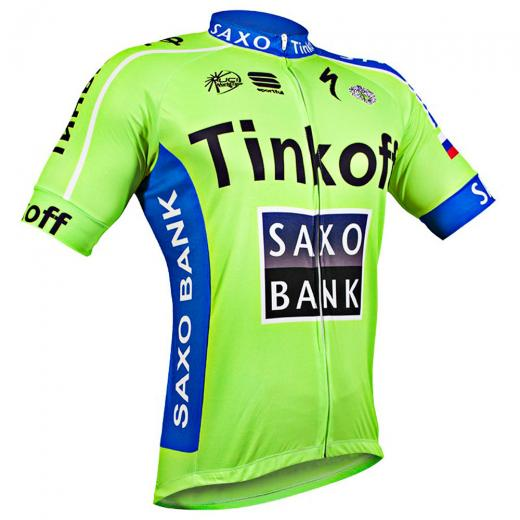 Camisa Refactor World Tour Tinkoff