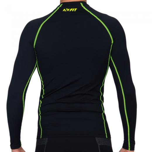 45be93e92 Camisa Segunda Pele Woom X-Fit 19 - MX Bikes