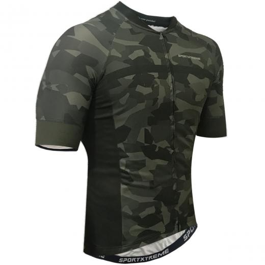 Camisa Sportxtreme Slim TC Army