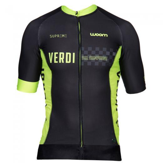 Camisa Woom Supreme Verdi 19